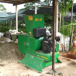 MS50 In Singapore With 35hp Briggs & Stratton Vanguard