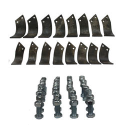 RH2000 Hydraulic Rotary Hoe Wear Kit