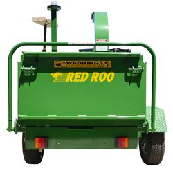 Red Roo 1260 150mm rear view