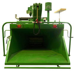 Red Roo 2015 Commercial wood chipper rear