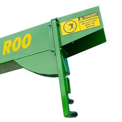 Red Roo 660 150mm Commercial Wood Chipper