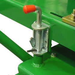 Red Roo SG400 Stump Grinder Swivel Quick Release