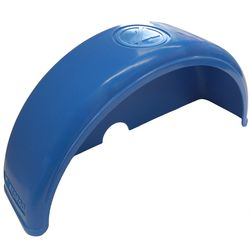 "Rotomolded Guard - Blue 200mm (8"")"