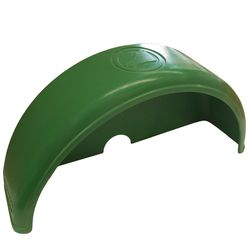 "Rotomolded Guard - Green 200mm (8"")"