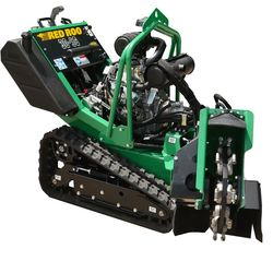 SG30TRX Stump Grinder (Self propelled tracks)