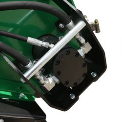 SG30TRX Stump Grinder (Self propelled tracks)