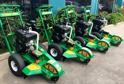 SG350 Electric Start Units ready for dispatch