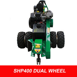 SHP400 Dual Wheel Stump Grinder