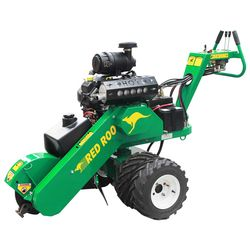 SHP400 Pivot Over Center Stump Grinder
