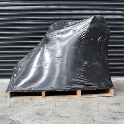 Shrink wrap ready for shipping