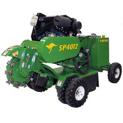 SP4012 Stump Grinder (Self Propelled 2WD)