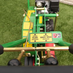 TC350 Turf Cutter Controls