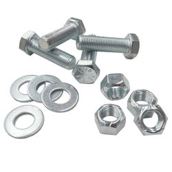 TC400 / TC350 Blade Bolts / Washers / Nuts