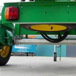 Underneath (Galvanized Suspension System)