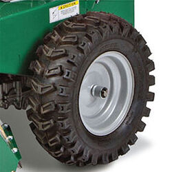 Wider Tractor Tires