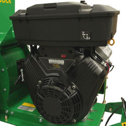 powered by a 13hp V Twin OHV Briggs and Stratton Vanguard