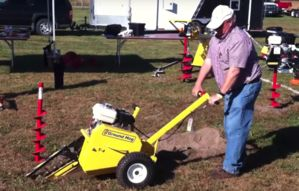 Competitor Trencher