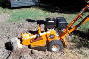 OTHER STUMP GRINDER