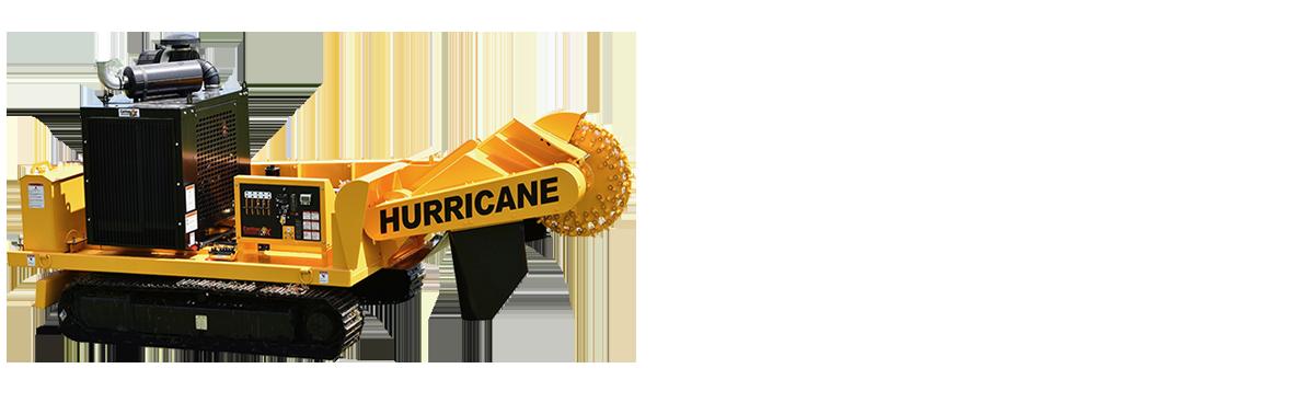 Hurricane Stump Grinder
