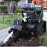 NBN Cable Installation with Track Trencher