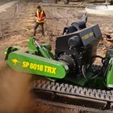 SP8018TRX  Tree Stump Removal