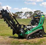 HT2336TK Hydraulic Track Trencher