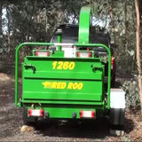 Red Roo 1260 Commercial Wood Chipper