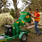 Hire a Woodchipper