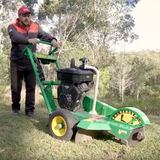 Kennards Hire-How to use a Stump Grinder
